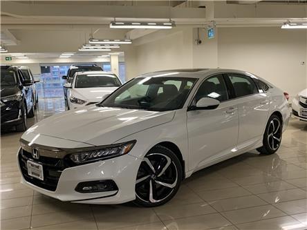 2019 Honda Accord Sport 1.5T (Stk: AP3531) in Toronto - Image 1 of 30