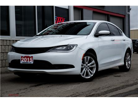 2015 Chrysler 200 Limited (Stk: 2049) in Chatham - Image 1 of 21