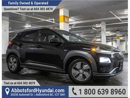 2019 Hyundai Kona EV Ultimate (Stk: AH9017) in Abbotsford - Image 1 of 28