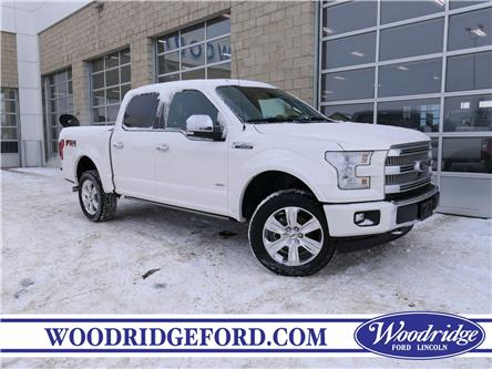 2017 Ford F-150 Platinum (Stk: T29994) in Calgary - Image 1 of 25