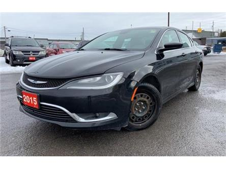 2015 Chrysler 200 Limited (Stk: M27451) in Gloucester - Image 1 of 20