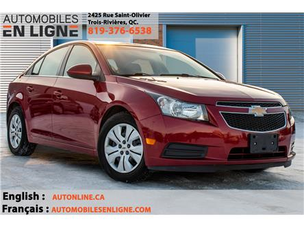 2012 Chevrolet Cruze LT Turbo (Stk: 294458) in Trois Rivieres - Image 1 of 27