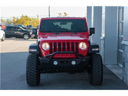 2019 Jeep Wrangler Unlimited Sport (Stk: 42544D) in Innisfil - Image 2 of 19