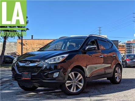 2015 Hyundai Tucson  (Stk: 1FSOLK) in North York - Image 1 of 30