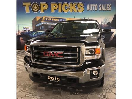 2015 GMC Sierra 1500 SLE (Stk: 182236) in NORTH BAY - Image 1 of 29