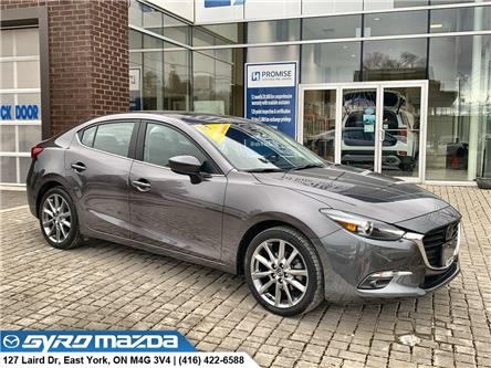 2018 Mazda Mazda3 GT (Stk: 29439A) in East York - Image 1 of 30
