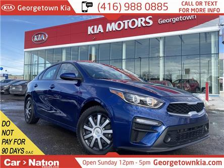 2020 Kia Forte LX | IVT | 1 OWNER | CLEAN CARFAX | B/UP CAM | B/T (Stk: P12985) in Georgetown - Image 1 of 27