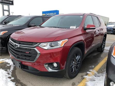 2020 Chevrolet Traverse RS (Stk: L068) in Blenheim - Image 1 of 14