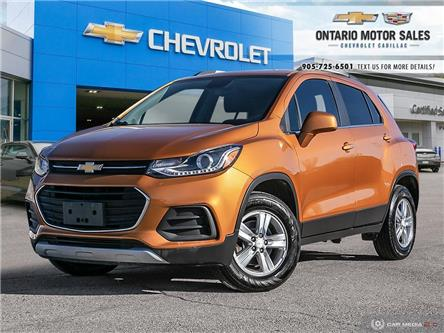 2017 Chevrolet Trax LT (Stk: 193029A) in Oshawa - Image 1 of 36