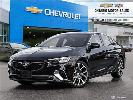 2019 Buick Regal Sportback GS (Stk: 13281A) in Oshawa - Image 1 of 36