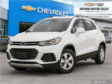 2020 Chevrolet Trax LT (Stk: 0166309) in Oshawa - Image 1 of 19