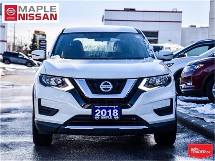 2018 Nissan Rogue S|Blind Spot Warning|Apple CarPlay|Heated Seats (Stk: UM1697) in Maple - Image 2 of 22