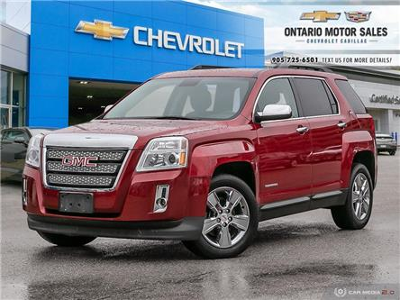 2014 GMC Terrain SLT-1 (Stk: 221584A) in Oshawa - Image 1 of 36