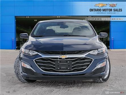 2019 Chevrolet Malibu Hybrid Base (Stk: 9167179) in Oshawa - Image 2 of 19