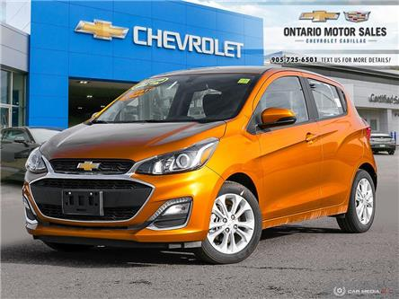 2019 Chevrolet Spark 1LT Manual (Stk: 9732818) in Oshawa - Image 1 of 19