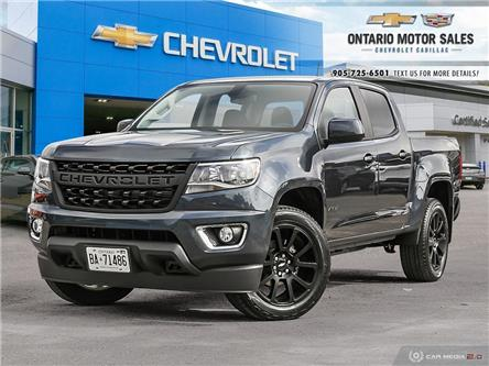 2020 Chevrolet Colorado LT (Stk: T0126450) in Oshawa - Image 1 of 19