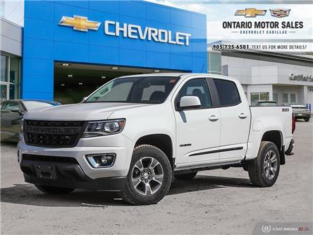 2020 Chevrolet Colorado Z71 (Stk: T0125374) in Oshawa - Image 1 of 19