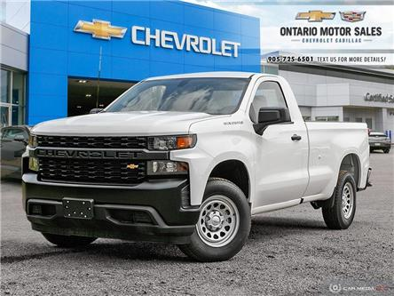 2019 Chevrolet Silverado 1500 Work Truck (Stk: T9249541) in Oshawa - Image 1 of 19