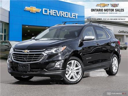 2019 Chevrolet Equinox Premier (Stk: 13279A) in Oshawa - Image 1 of 36