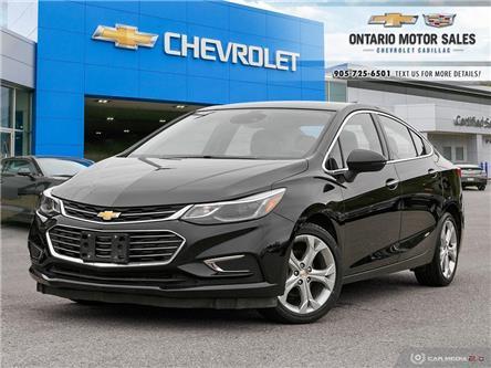 2016 Chevrolet Cruze Premier Auto (Stk: 132945A) in Oshawa - Image 1 of 36