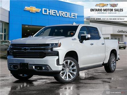 2020 Chevrolet Silverado 1500 High Country (Stk: T0210802) in Oshawa - Image 1 of 19