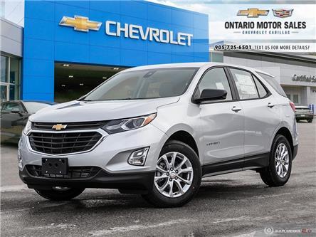 2020 Chevrolet Equinox LS (Stk: 0202686) in Oshawa - Image 1 of 19
