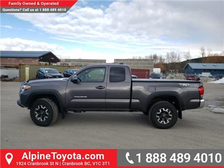 2016 Toyota Tacoma TRD Off Road (Stk: X013028M) in Cranbrook - Image 2 of 25
