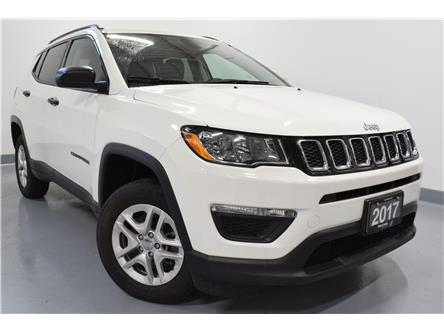 2017 Jeep Compass Sport (Stk: 681355P) in Brampton - Image 1 of 20