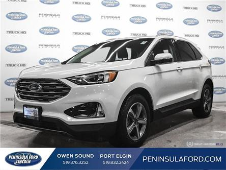2020 Ford Edge SEL (Stk: 20ED09) in Owen Sound - Image 1 of 24