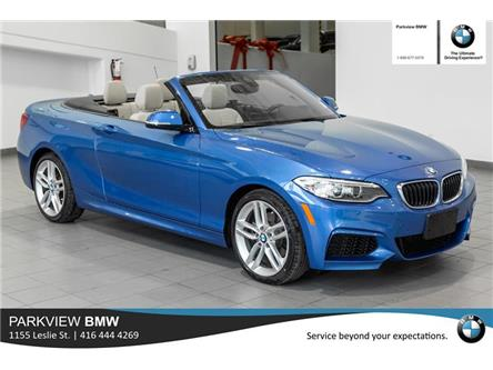 2015 BMW 228i xDrive (Stk: PP8790A) in Toronto - Image 1 of 22