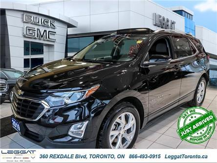 2019 Chevrolet Equinox LT (Stk: T11706) in Etobicoke - Image 1 of 23