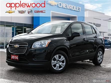 2016 Chevrolet Trax LS (Stk: 271106JC) in Mississauga - Image 1 of 27