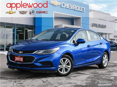 2018 Chevrolet Cruze LT Auto (Stk: 229070LB) in Mississauga - Image 1 of 27