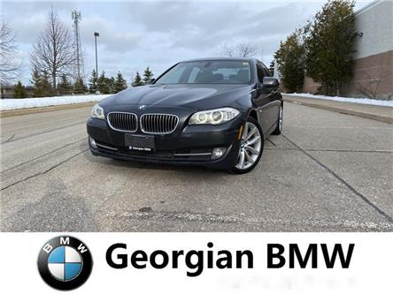 2012 BMW 535i xDrive (Stk: P1550-1) in Barrie - Image 1 of 13