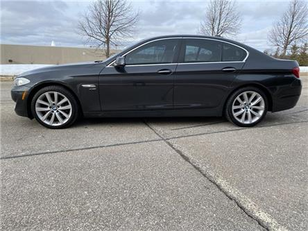 2012 BMW 535i xDrive (Stk: P1550-1) in Barrie - Image 2 of 13
