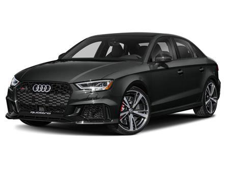 2020 Audi RS 3 2.5T (Stk: N5528) in Calgary - Image 1 of 9