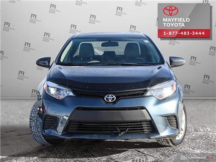 2014 Toyota Corolla LE (Stk: M000097A) in Edmonton - Image 2 of 20