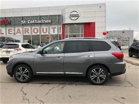 2020 Nissan Pathfinder Platinum (Stk: P2570) in St. Catharines - Image 2 of 27