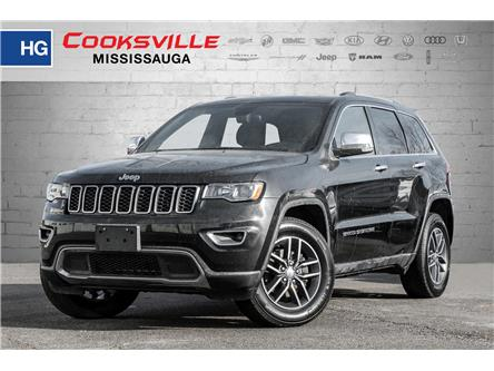 2018 Jeep Grand Cherokee Limited (Stk: 219773T) in Mississauga - Image 1 of 21