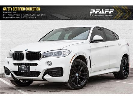 2017 BMW X6 xDrive35i (Stk: D12836) in Markham - Image 1 of 22