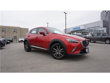 2016 Mazda CX-3 GT (Stk: HU1024) in Hamilton - Image 2 of 36