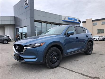 2018 Mazda CX-5 GS (Stk: 20P011) in Kingston - Image 1 of 13