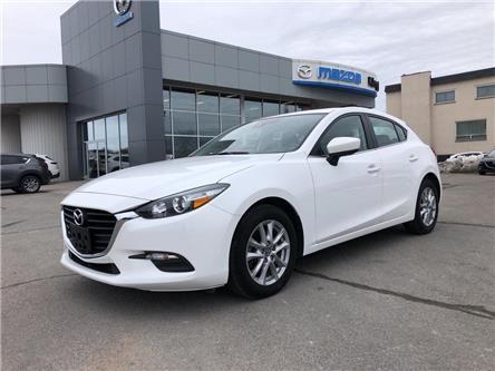 2018 Mazda Mazda3 Sport  (Stk: 20P010) in Kingston - Image 1 of 16