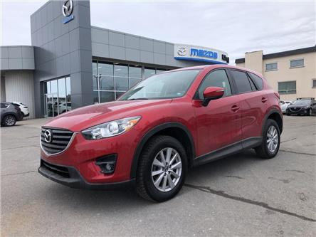 2016 Mazda CX-5 GS (Stk: 20P007) in Kingston - Image 1 of 17