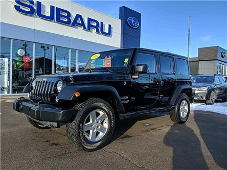2014 Jeep Wrangler Unlimited Sport (Stk: PRO0664A) in Charlottetown - Image 1 of 17
