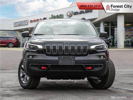 2019 Jeep Cherokee Trailhawk (Stk: PM0110D) in London - Image 2 of 24