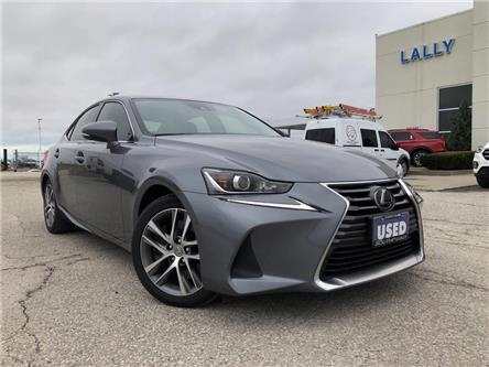 2018 Lexus IS 300 Base (Stk: S10408R) in Leamington - Image 1 of 23