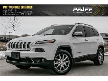 2018 Jeep Cherokee Limited (Stk: LC71181A) in London - Image 1 of 22