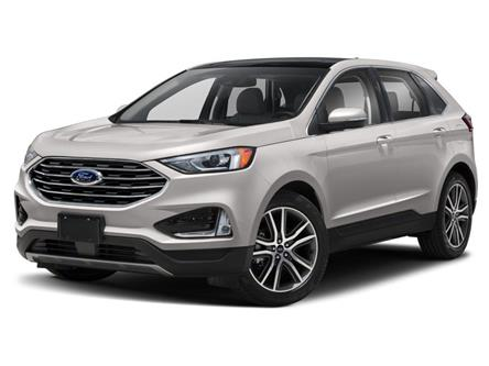 2019 Ford Edge Titanium (Stk: KK-1119) in Calgary - Image 1 of 9