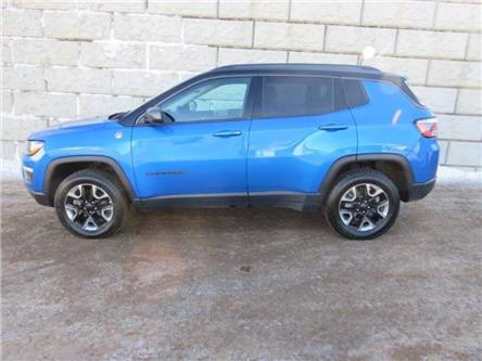 2018 Jeep Compass Trailhawk (Stk: D00510P) in Fredericton - Image 2 of 19